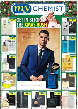 Pharmacy, Beauty & Personal Care offers in the My Chemist catalogue in Sydney NSW