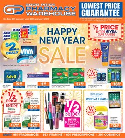 Offers from Good Price Pharmacy in the Albury NSW catalogue
