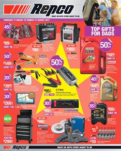 Cars, motorcycles & spares offers in the Repco catalogue in Rockingham WA