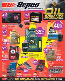 Cars, motorcycles & spares offers in the Repco catalogue in Brisbane QLD