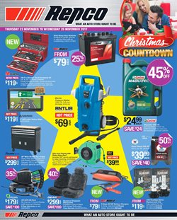 Cars, motorcycles & spares offers in the Repco catalogue in Swan Hill VIC