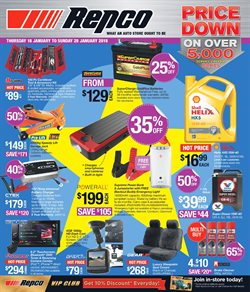 Offers from Repco in the Melbourne VIC catalogue