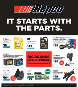 Offers from Repco in the Perth WA catalogue