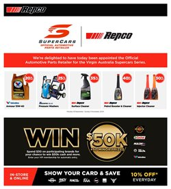 Offers from Repco in the Roma QLD catalogue