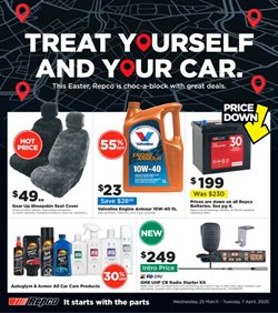 Repco catalogue ( 3 days left)