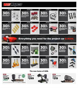 Repco catalogue ( 1 day ago )