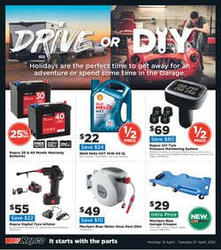 Repco catalogue ( 5 days left )