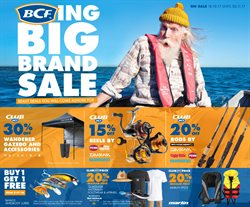 Offers from BCF in the Sydney NSW catalogue