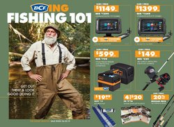 Offers from BCF in the Green Point NSW catalogue