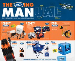 Offers from BCF in the Melbourne VIC catalogue