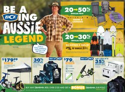 Offers from BCF in the Brisbane QLD catalogue