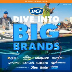 Sport offers in the BCF catalogue in Sydney NSW ( 3 days left )