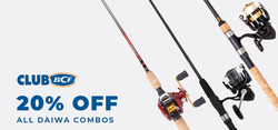 Offers from BCF in the Nelson Bay NSW catalogue