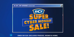 BCF coupon ( Expires today )