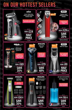 Pharmacy, Beauty & Health offers in the Shaver Shop catalogue ( 4 days left )