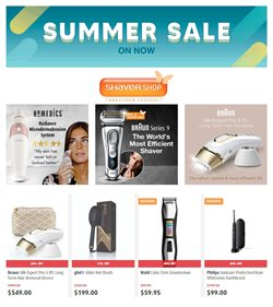 Shaver Shop catalogue ( Expires tomorrow )