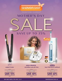 Pharmacy, Beauty & Health offers in the Shaver Shop catalogue ( 2 days ago )