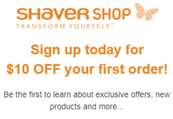 Offers from Shaver Shop in the Sydney NSW catalogue