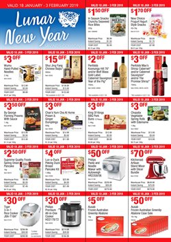 Offers from Costco in the Melbourne VIC catalogue