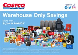 Back To School specials in the Costco catalogue ( 4 days left)