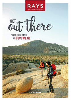 Sport offers in the Ray's Outdoor catalogue in Sandstone Point QLD