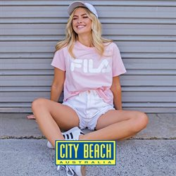 Offers from City Beach in the Sydney NSW catalogue