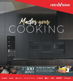 Electronics & Appliances specials in the Retravision catalogue ( 1 day ago)