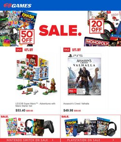 EB Games specials in the EB Games catalogue ( 6 days left)