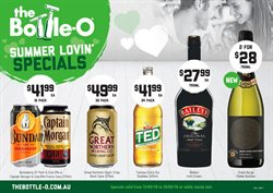 Valentine's Day offers in the The Bottle O catalogue in Sydney NSW