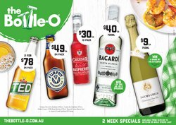 Offers from The Bottle O in the Greater Dandenong VIC catalogue