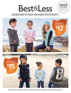 Offers from Best & Less in the Sydney NSW catalogue