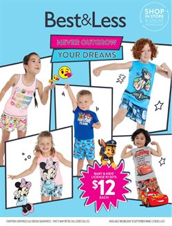 Clothing, Shoes & Accessories offers in the Best & Less catalogue in Baldivis WA