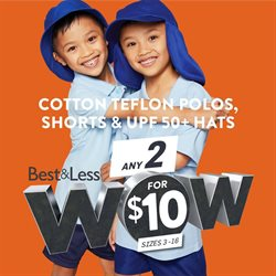 Offers from Best & Less in the Brisbane QLD catalogue