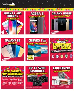 Offers from Dick Smith in the Kingaroy QLD catalogue