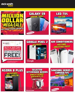 Offers from Dick Smith in the Sandstone Point QLD catalogue