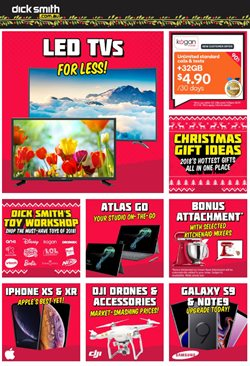 Offers from Dick Smith in the Sydney NSW catalogue