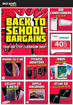Offers from Dick Smith in the Newcastle NSW catalogue