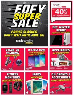 Offers from Dick Smith in the Melbourne VIC catalogue