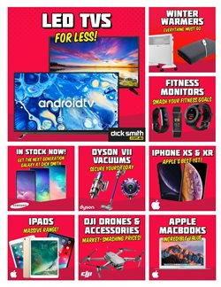 Offers from Dick Smith in the Brisbane QLD catalogue