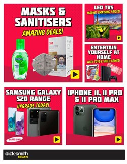 Dick Smith catalogue ( 1 day ago )