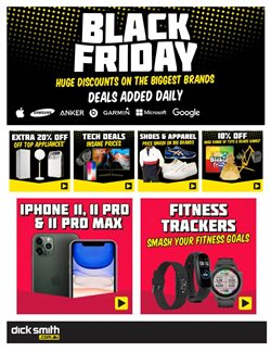 Dick Smith catalogue ( 3 days left )