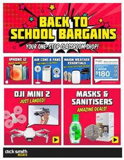 Dick Smith catalogue ( 10 days left )