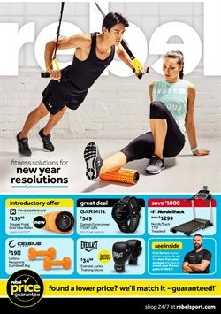 Offers from Amart sports in the Brisbane QLD catalogue