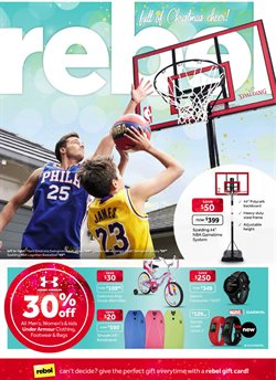 Offers from Amart sports in the Melbourne VIC catalogue