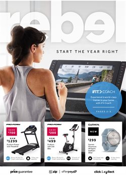 Sport offers in the Amart sports catalogue in Baldivis WA