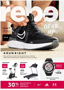 Offers from Amart sports in the Hurstville NSW catalogue