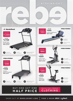 Sport offers in the Amart sports catalogue in Hobart TAS