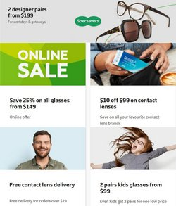 Specsavers specials in the Specsavers catalogue ( Expired)