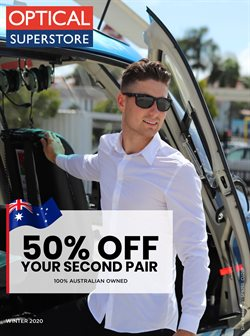Optical Superstore catalogue in Adelaide SA ( 11 days left )