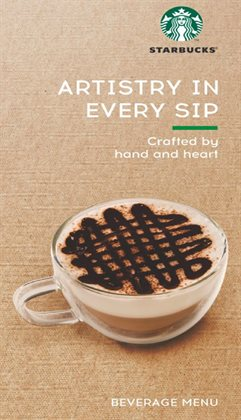 Offers from Starbucks in the Sydney NSW catalogue